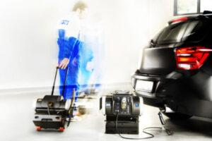 que es un analizador de gases automotriz