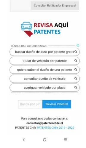 Cómo saber a nombre de quién está un auto con la patente