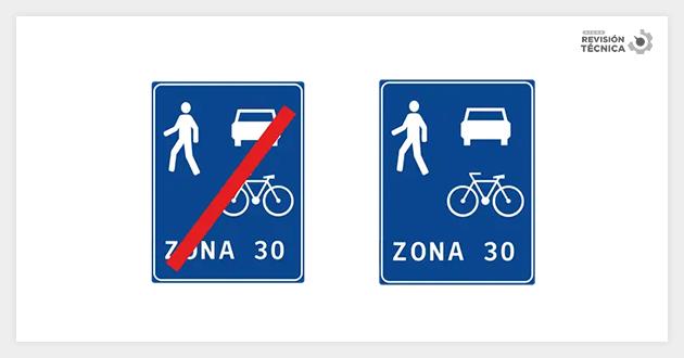 Nuevas señales de tránsito en Ciclocalles