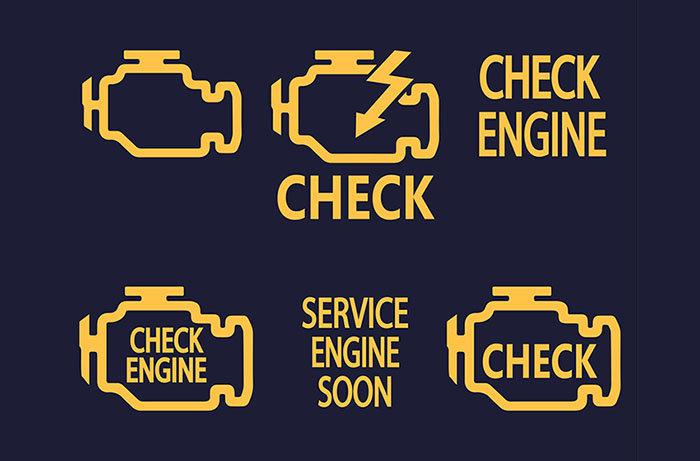 que es el Check Engine